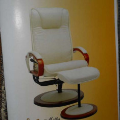 Vand Fotoliu de masaj Elegance cu rezonanta Miller Medical - Scaun masaj