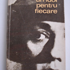UN IDOL PENTRU FIECARE - Ecaterina Oproiu