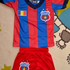 Echipament oficial Steaua Bucuresti 1AN - Set echipament fotbal