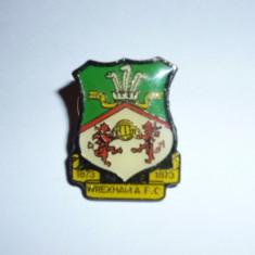 Insigna fotbal WREXHAM AFC - Tara Galilor