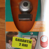 Webcam Logitech QuickCam Connect (Camera Web) - Folosita de 2-3 ori