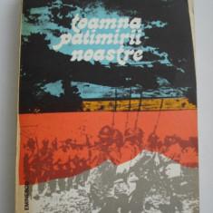 TOAMNA PATIMIRII NOASTRE - Vartan Arachelian - Istorie