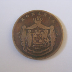 10 BANI HEATON 1867 - Moneda Romania