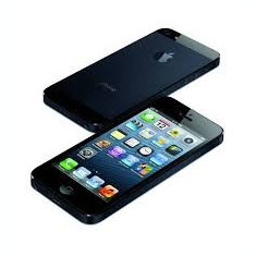 iPhone 5 Apple, black, stare buna, Negru, 32GB, Neblocat