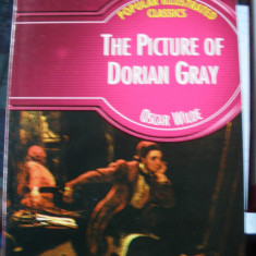 PORTRETUL LUI DORIAN GRAY - THE PICTURE OF DORIAN GRAY ( lb engl) de OSCAR WILDE, Alta editura