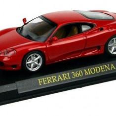 Macheta Ferrari 360 Modena scara 1:43 - Macheta auto