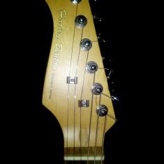 Chitara electrica Harley Benton pentru stangaci
