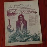 Partitura - interbelica ----  Aisha - Indian intermezzo - John Lindsay - 6 pagini !!!