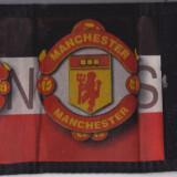 Portofel pt copii Manchester United, aproape noua (se pliaza in 3)