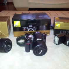 NIKON D7000 KIT - Baterie Aparat foto