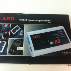 AEG Pocket Spannungswander Si 150