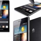 Huawei Ascend P6, Black, Negru, 8GB, Neblocat