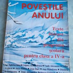 POVESTILE ANULUI. Texte literare din programa scoalara pentru clasa a IV-a,, Alta editura