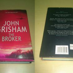 The broker - John Grisham ( limba engleza )
