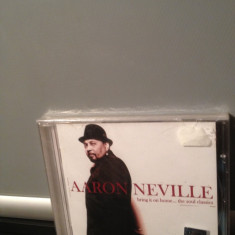 Aaron Neville - Bring It Home.The Soul Classics (2006/SONY /USA)- cd nou/sigilat - Muzica Rock sony music