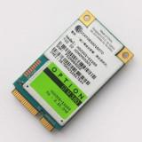 MODUL 3G + GPS Qualcomm OPTION GTM 380 WCDMA  Mini PCI-E TESTAT PE ACER SI DELL