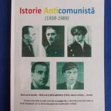 ALIU FLORIN OCTAVIAN HOREA - ISTORIE ANTICOMUNISTA  (1938-1989 ) - BUCURESTI - 2012 - AUTOGRAF SI DEDICATIE