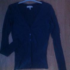 Pulover bluza BERSHKA original marime S aproape nou - Pulover dama Bershka, Culoare: Albastru