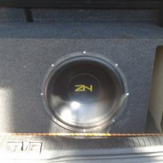 De vanzare sau la schimb doar cu difuzor de minim 1500 w rms - Subwoofer auto Hertz, peste 200W