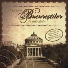 Muzica Bucurestilor de altadata - Muzica Pop roton, CD