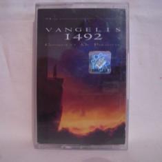 Vand caseta audio Vangelis 1492-Conquest Of Paradise, originala - Muzica Pop warner, Casete audio