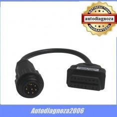 Cablu adaptor Knorr camion tir -7 pini - OBD2 interfata diagnoza tiruri