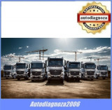 Interfata diagnoza tester Delphi DS150 camion tiruri  , Lb. Romana CDP+ 2014