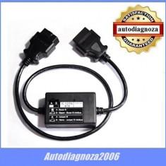 Cablu adaptor S.1279 - PP2000 tester Lexia3 Citroen Peugeot Boxer 3 Jumper 3