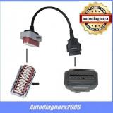 Cablu adaptor PSA30 - 30 pini , Citroen si Peugeot - OBD 2 - Lexia 3 - Delphi