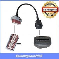 Cablu adaptor PSA30 - 30 pini, Citroen si Peugeot - OBD 2 - Lexia 3 - Delphi