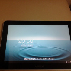Samsung galaxy tab 10.1 wi fi + 3g - model GT P7500 - Tableta Samsung Galaxy Tab P7500, 16 GB