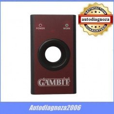 Programator key chei Gambit II, PIN, Imagine dump generatoare - Programator Chei Auto