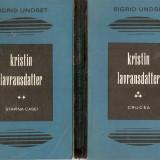 Sigrid Undset-Kristin Lavrandatter *3 vol. - Roman, Anul publicarii: 1968