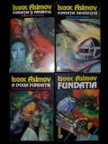 Isaac Asimov , Marginea fundatiei+Fundatia si pamantul+Fundatia renascuta, Alta editura