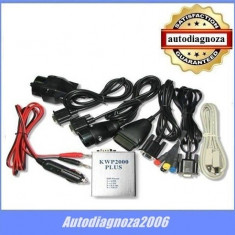Interfata tuning auto KWP 2000 plus - KWP2000 + BONUS DVD mape tunning ! - Chip Tuning