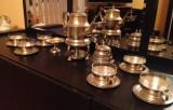 Serviciu elegant pentru ceai si cafea