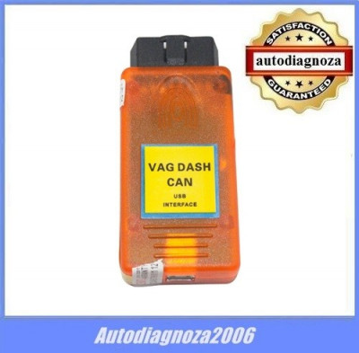 Interfata VAG DASH K+CAN 2 IN 1 - 5.17 + 1.65  - NEW ! foto