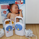 Interfon bebelus PRIMII PASI