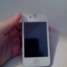 Vand Iphone4s 32 GB Impecabil - iPhone 4s Apple, Alb, Neblocat