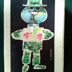 MIC ATLAS GEOGRAFIC A. BARSAN Ed. Stiintifica 1967 ( editia II )
