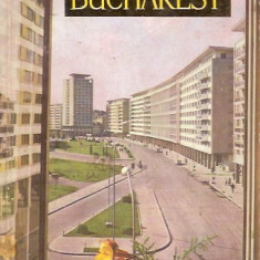 BUCHAREST - RUMANIEN TOWNS AND LANDSCAPES, 18b - Carte de aventura