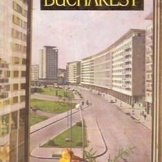 BUCHAREST - RUMANIEN TOWNS AND LANDSCAPES, 18b - Carte de aventura