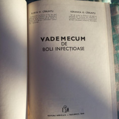 Vademecum de boli infectioase Florin Caruntu, Alta editura