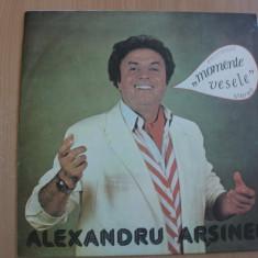 Arsinel - Momente vesele - Muzica Dance electrecord, VINIL
