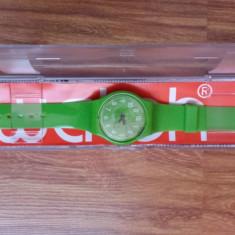 Ceas Swiss Swatch, nou, cutie -produs original garantat - Ceas dama Swatch, Analog