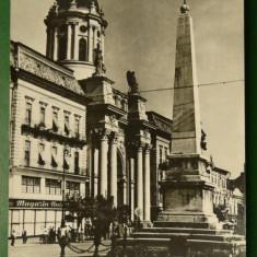 Arad - Pe b-dul Republicii - Circulata '63 - Carte Postala Crisana dupa 1918