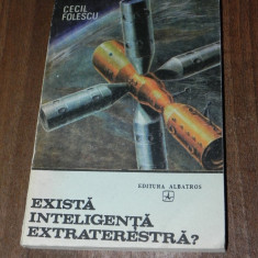 CECIL FOLESCU - EXISTA INTELIGENTA EXTRATERESTRA? - Carte paranormal