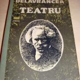 TEATRU - Delavrancea - Carte Cinematografie