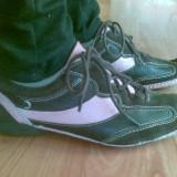 Pantofi din piele firma Tamaris marimea 40,arata excelent!
