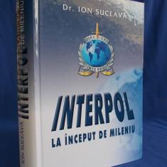 ION SUCEAVA - INTERPOL LA INCEPUT DE MILENIU - 2007